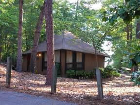 cabin at clarkco state park flickr photo