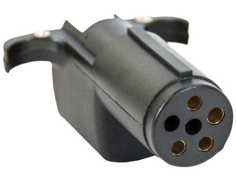 trailer connector adapter 6 pin round