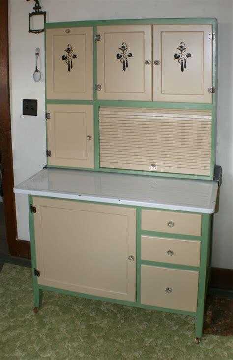 Antique Hoosier Kitchen Cabinet by Hoosier Style Hutch Restoration