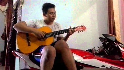 tutorial gitar hanya ingin kau tau fingerstyle hanya ingin kau tau by faesal majid youtube