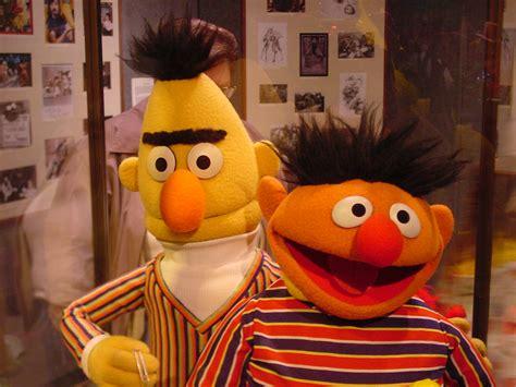 Folks Listen When Bert And Ernie Abandon You