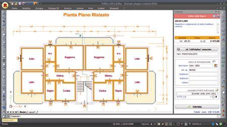 scaffali dwg software cad con computo metrico primus cad acca software