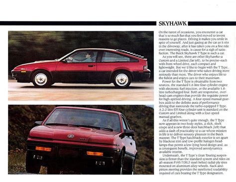car manuals free online 1987 buick skyhawk electronic throttle control 34 best images about best of buick on models the boat and nothing more
