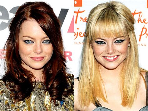 emma stone then and now free spirit stylists be yourself always