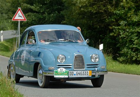 classic saab file saxony classic rallye 2010 saab 93 b deluxe 1959