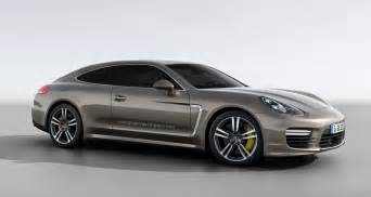 Two Door Porsche Panamera Porsche Panamera Coupe Rendered Gtspirit