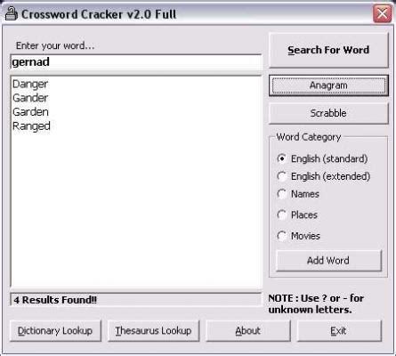 anagram solver scrabble uk crossword cracker popular crossword solver scrabble