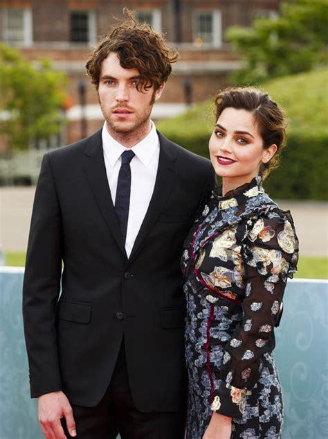tom hughes and jenna coleman victoria victoria tom hughes on the one thing he hates while