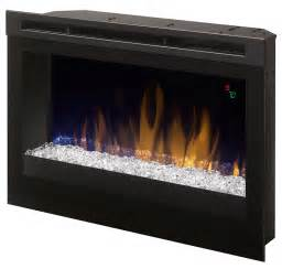 Fireplace Insert Electric Dimplex 25 In Contemporary Electric Fireplace Insert Dfr2551g