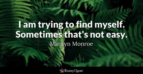 marilyn monroe quotes page 3 brainyquote myself quotes brainyquote
