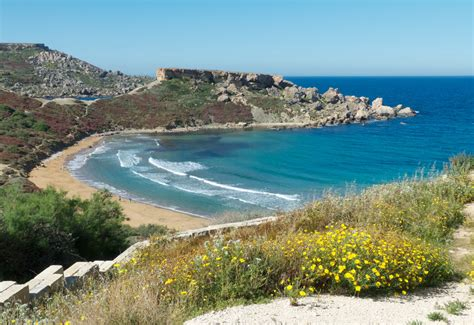 Malta Records Database Malta Beaches Images Search