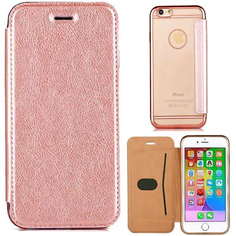Flipcase Hardcase Iphone 7 7 Plus Flipcover Flip Casing Cover luxury slim book leather tpu wallet flip cover for iphone 7 7 plus 6s plus ebay