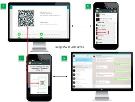 tutorial como usar o whatsapp web 4 pasos para usar whatsapp web desde la compu turello