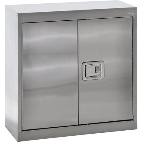 stainless steel wall cabinets sandusky buddy stainless steel wall cabinet 30in w x