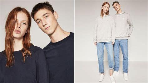 zara debuts genderless clothing vogue zara launches genderless collection pret a reporter