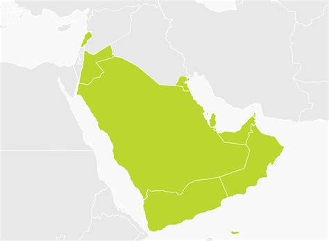 middle east map update map of middle east tomtom
