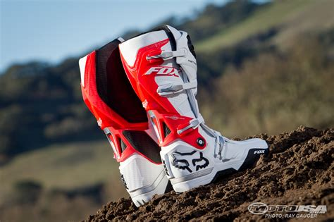 most comfortable motocross boots 2012 fox racing instinct boots review photos motorcycle usa