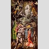 Dormition Of The Virgin El Greco | 273 x 500 jpeg 40kB