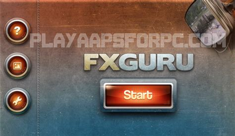 fxguru apk fxguru 2 7 0 apk play apps for pc