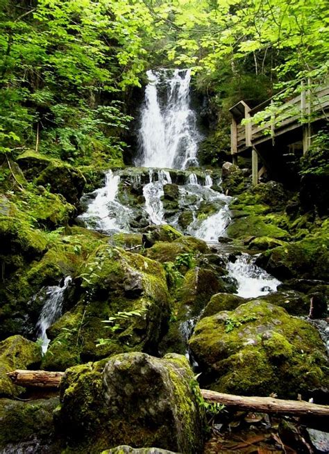 dickson falls in fundy national park new brunswick canada pin by starr parker on maritime provinces travel pinterest