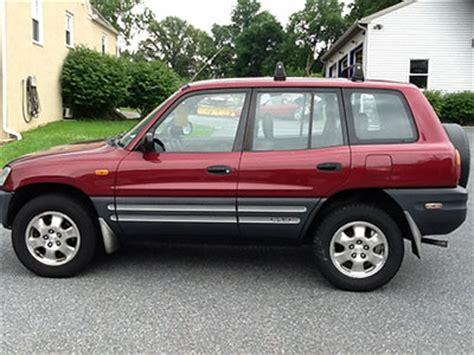 how to sell used cars 1997 toyota rav4 regenerative braking 1997 toyota rav4 used cars and trucks bakers automotive