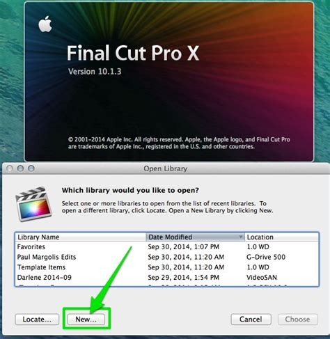 final cut pro not opening top 10 troubleshooting tips for final cut pro x 10 1 4