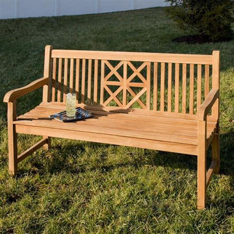 teak bench outdoor kenji 5 ft teak outdoor bench outdoor