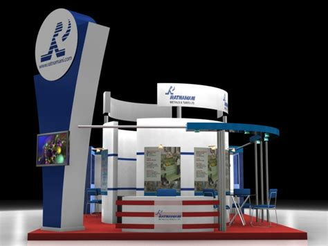 ratnamani stall design  nikhil mehta  coroflotcom