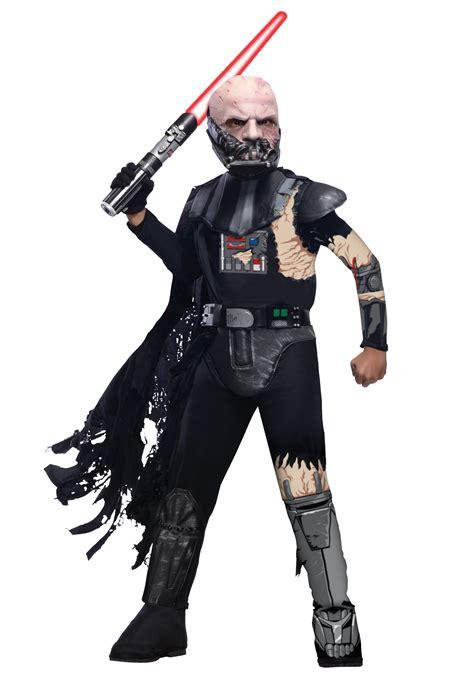 darth vader costume deluxe battle damaged darth vader costume