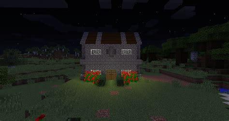 gemuetliches steinhaus  minecraft bauen minecraft