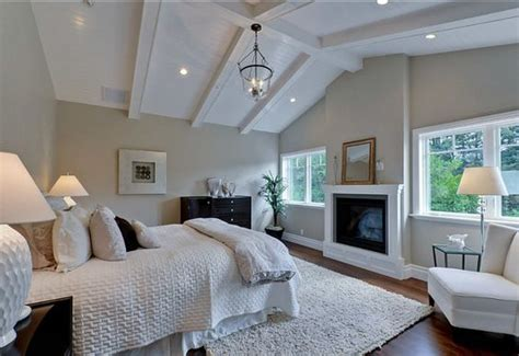 benjamin grant beige shown in what looks to be a facing master bedroom with