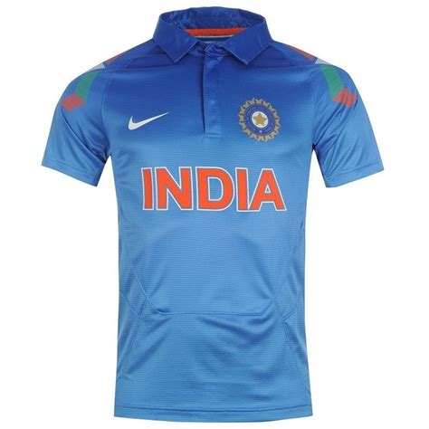 design sports jersey online india nike india cricket team official odi uniform indian jersey