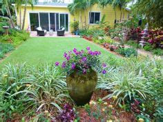 pin by allison hendrix on yard ideas pinterest landscape on a budget florida front yard curb appeal