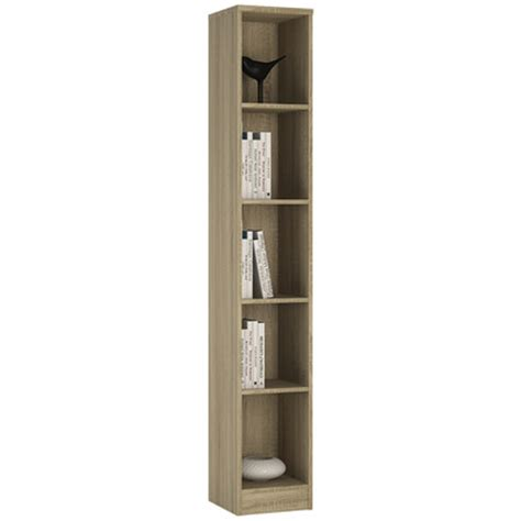 Narrow Cube Bookcase House Additions 4 You Narrow Cube Storage Bookcase Reviews Wayfair Uk