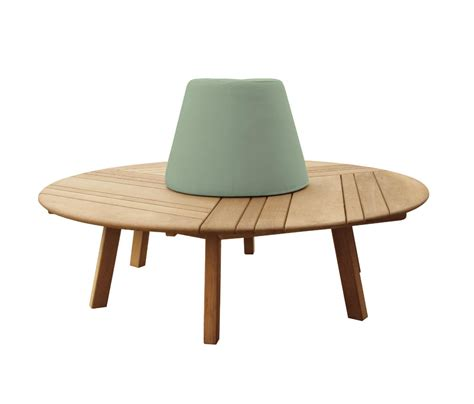 tiera circle bench garden benches from deesawat architonic