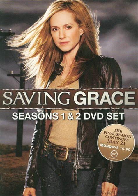 Your Photo Is Set To Grace The Cover Of Wired Magazine by Saving Grace Seasons 1 2 Dvd Set Dvd 2007 Dvd Empire