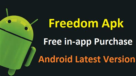 how to use freedom apk how to use and freedom apk tutorial