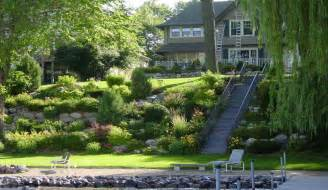 Easy And Cheap Backyard Ideas Landscaping Ideas Steep Slopes Pdf Steep Lot Landscaping