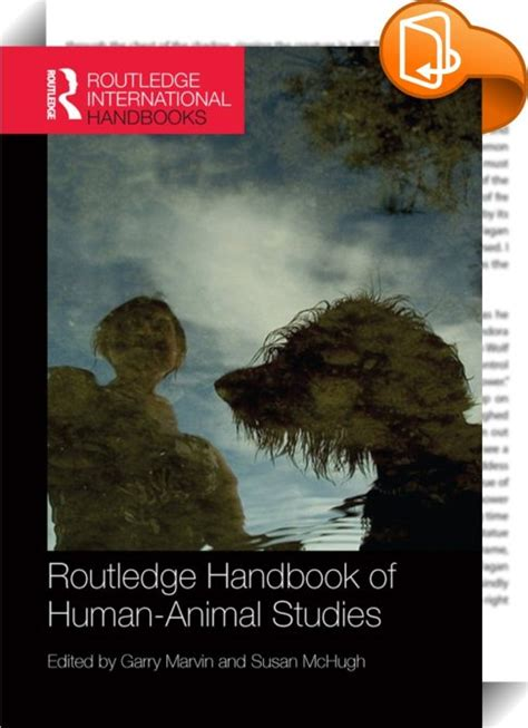 human trafficking handbook recognising 1405765593 routledge handbook of human animal studies garry marvin mchugh book2look