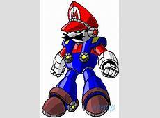 Mecha Mario | Fantendo - Nintendo Fanon Wiki | FANDOM ... Mecha Mario Vs Metal Sonic