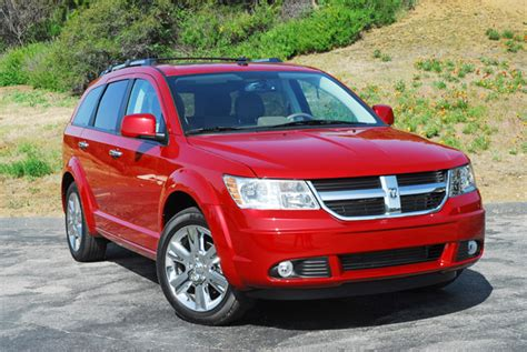 image gallery 2010 dodge journey 2010 dodge journey rt review test drive