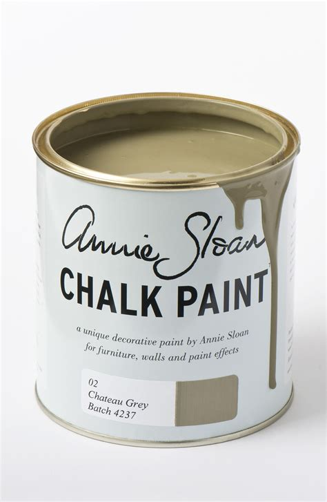 chalk paint grey sloan ch 226 teau grey chalk paint 174