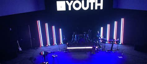 church stage lighting ideas light sticks church stage design ideas