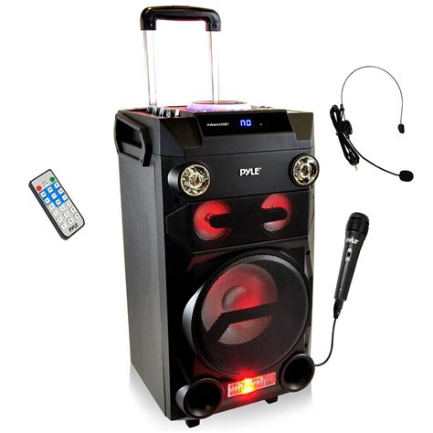 best bass sound system top 10 best portable pa systems of 2018 bass speakers