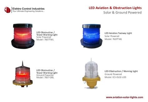 led aviation obstruction light led aviation obstruction lights
