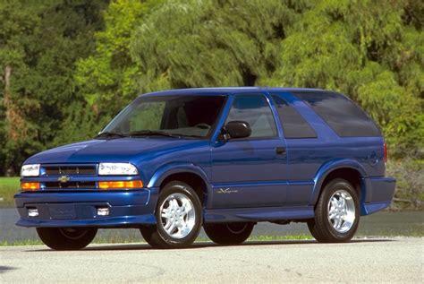 2001 S10 Blazer Xtreme 2001 chevrolet s10 blazer xtreme automobiles