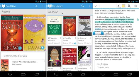 best ebook reader for android best ebook reader for android phone and tablet free