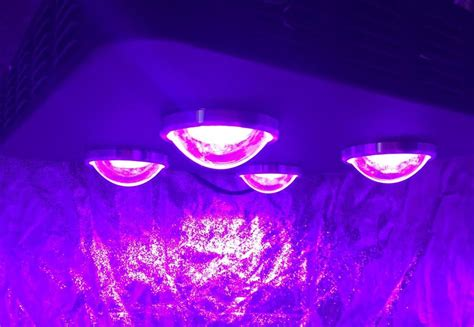 spider led grow light growthstar spider 4x 200w mcob led grow light review
