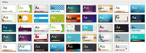 Themes In Ppt | themes for powerpoint archives office skills blog