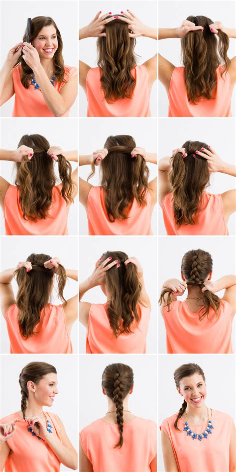 how to i french plait my own side hair easy way to braiding 101 fishtail french and dutch inside out braids